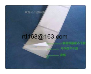 Manufacturers Supply for White Double Label pictures & photos