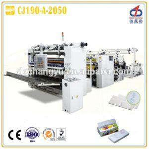 Cj190-a-2050 V Fold Kitchen Paper Towel Machine pictures & photos