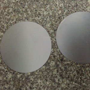 2b Finish High Quality 201 Cold Rolled Stainless Steel Circle pictures & photos
