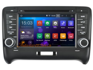 Andriod Car DVD Player for Audi Tt Car GPS Navigation