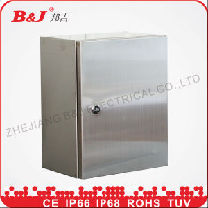 Stainless Steel Distribution Board/Electrical Enclosures pictures & photos