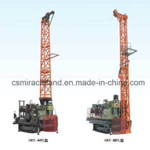 Crawler Mounted Drilling Rig Used for Mining Exploration and Water Well pictures & photos