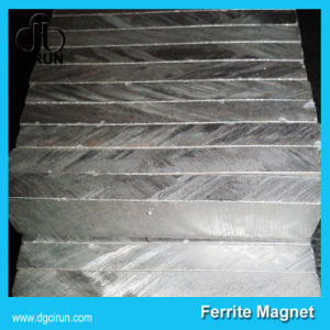 High Effiency Permanent Ferrite Block Magnets for Toys pictures & photos