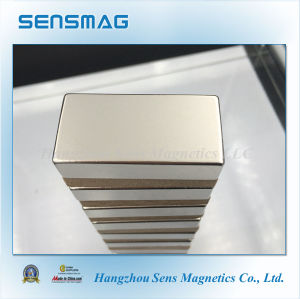 Manufacture Customized Powerful Permanent Neodymium Magnet for Motor pictures & photos