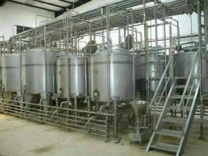Ss316L Rotary Open Type Sterilization Chemical Fermentation Equipment System pictures & photos