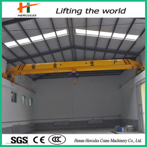 Mobile Overhead Bridge Crane with Electrical Hoist pictures & photos
