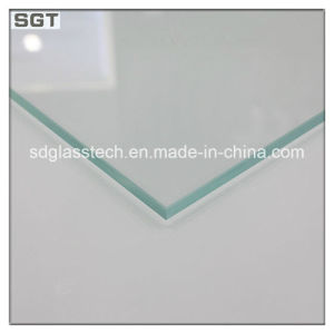 3mm 5mm 6mm Ultra Clear Tempered Glass/Starphire Toughened Glass pictures & photos