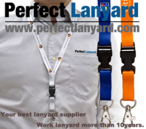 Perfect Lanyard with Customer Logo pictures & photos