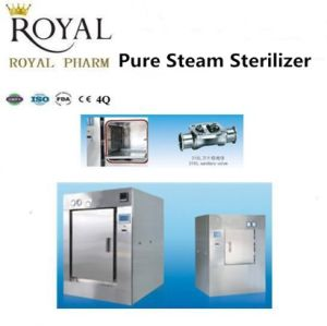 Pure Steam Sterilizer pictures & photos