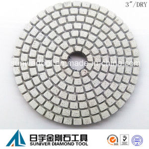 """3"""" Professional Dry Diamond Polishing Pads Generation 2 pictures & photos"""