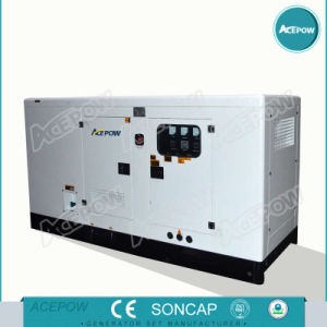 125kVA/100kw Soundproof Generator Set Power by Lovol Engine pictures & photos