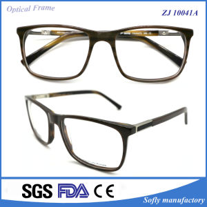 Best Quality New Arrival Well-Designed Handmade Acetate Optical Frames pictures & photos