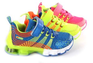 New Style Kids/Children Fashion Sport Shoes (SNC-58017) pictures & photos
