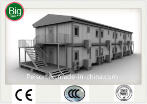 Popular Mobile Prefabricated/Prefab/ Mudular Container House pictures & photos