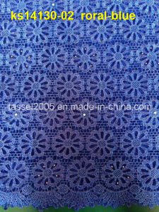 Fashion Lace Fabric for African Cord Lace pictures & photos