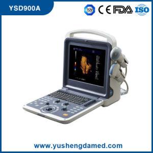 Ce Medical Digital 4D Color Doppler Handheld Ultrasound Scanner pictures & photos