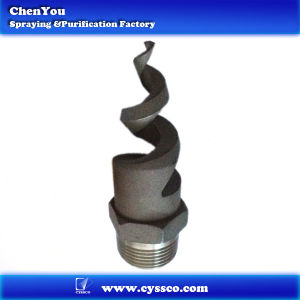 E Series (SPJT) Hollow or Solid Cone Spiral Spray Nozzles