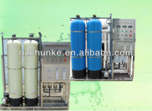 Chunke Industrial Water Treatment Equipment 1000L/H RO System Filter pictures & photos
