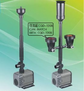 Fountain Submersible Pump (HQB-2003) with CE Approved pictures & photos