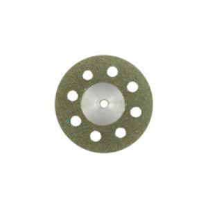 Bm19d20 19mm Dental Full Coated Diamond Polishing Discs pictures & photos