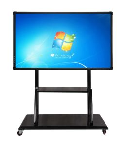 Good Quality Infrared 10-Point Cheap Wall Mount School Touch Screen Monitor From China
