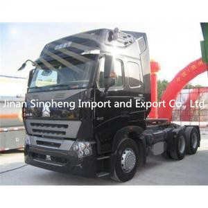 Sinotruk HOWO Automatic 420HP Tractor Truck pictures & photos