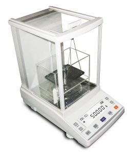 1mg Digital Density Balance for Laboratory with Screen (JA103M/JA203M) pictures & photos