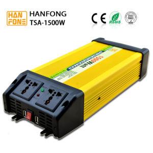 1500watt Multi Color Fashionable Power Inverter (TSA1500) pictures & photos