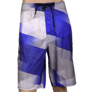 Top Quality Boy′s 4-Way Stretch Surf Trunks, Board Shorts & Swim Shorts pictures & photos