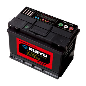 Korea Type 12V68ah High Quality Car Battery pictures & photos