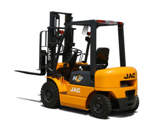 JAC Forklift Truck with Load Capacity 2000kg pictures & photos