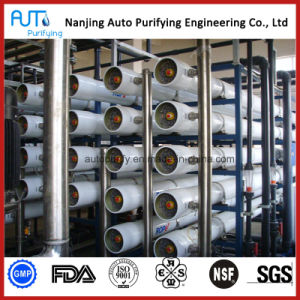 Automatic Reverse Osmosis Water Purification