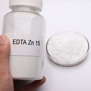 EDTA Zinc Chelated 15 Zinc Microelement Fertilizer EDTA pictures & photos