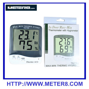 TA 218D Temperature and humidity meter pictures & photos