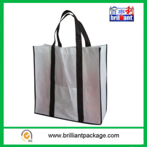 Wholesale Recycle Nonwoven Carrier Shopping Bags pictures & photos