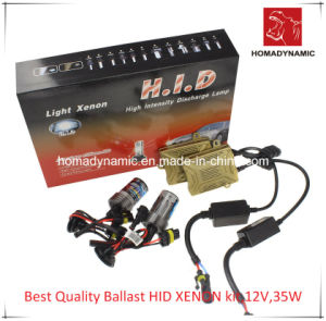 12V 35W HID Xenon Kit with 2 Years Warranty, Quality HID Kit pictures & photos