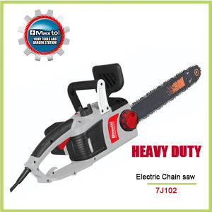 Straight Motor Heavy Duty Chain Saw 7j102 pictures & photos