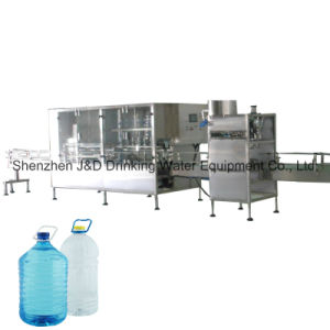 3-10 L Bottle Water Washing Filling Capping Machine pictures & photos
