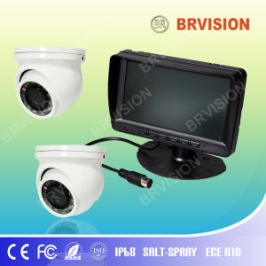 Vehicle Reversing System/7inch TFT Digial Car Monitor /Mini Dome CCD Camera pictures & photos