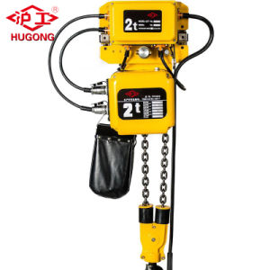 2 Ton Pdh Electric Chain Hoist Winch with CE Certificate pictures & photos