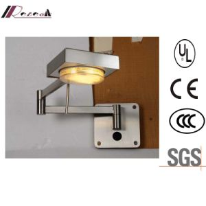 Energy Saving Rotatable Swival Arm Reading Wall Lamp pictures & photos