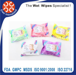 2015 OEM Manufacturer 100% Bamboo Biodegradable Cleaning Wipes pictures & photos