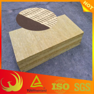 Heat Insulation External Wall Rock Wool (construction) pictures & photos