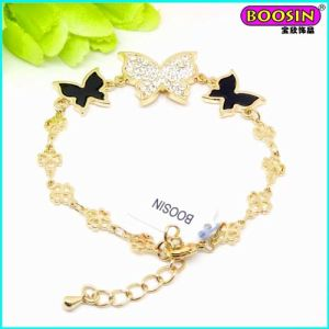 Chinese New Fashion Custom Wholesale Charms Gold Jewellery Bracelet pictures & photos