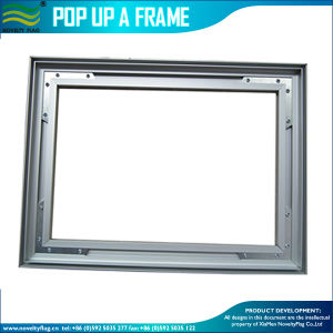 Aluminum 32mm Poster Frame Clip Snap Frame (M-NF22M011025) pictures & photos