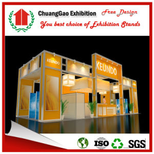 Special Size Customized Exhibition Stand Booth Display pictures & photos