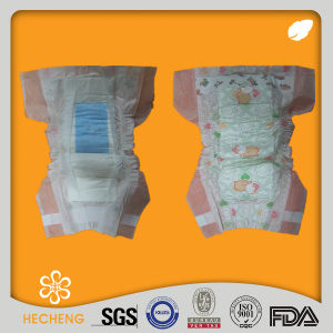Breathable Back Film Baby Products Comfort Disposable Breathable Baby Diaper pictures & photos