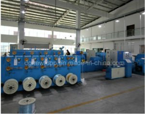 Cantilever Type Wire & Cable Single Twister / Strander Machine pictures & photos