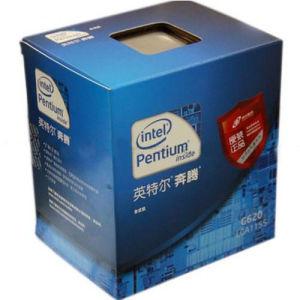 Intel Pentium Dual-Core CPU G620 Processor pictures & photos