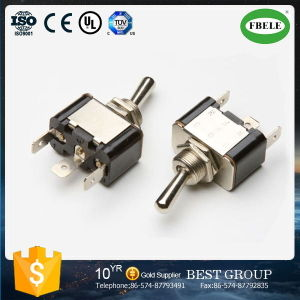 on off Medium Toggle Switch Rotary Switch pictures & photos